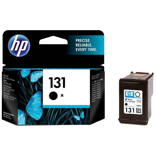 HP 131 C8765HJ (ブラック)