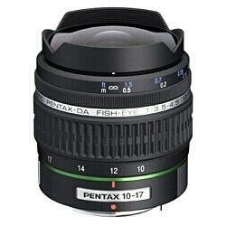 【クリックで詳細表示】smc PENTAX-DA FISH-EYE 10-17mmF3.5-4.5ED (IF)【ペンタックスKマウント】