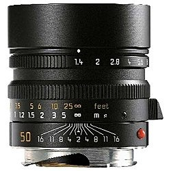 SUMMILUX-M 50 mm f/1.4 ASPH [�u���b�N]