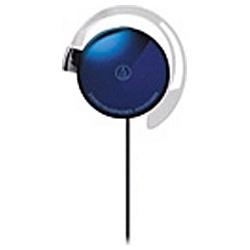 【クリックでお店のこの商品のページへ】耳かけ型イヤホン (パープル) ATH-EQ300M PL 1.2mコード