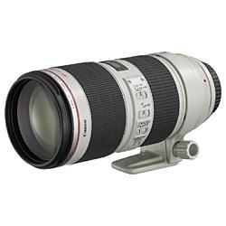 【クリックで詳細表示】交換レンズ EF70-200mm F2.8L IS II USM【キヤノンEFマウント】【日本製】