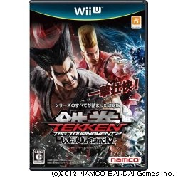 鉄拳タッグトーナメント2 Wii U エディション