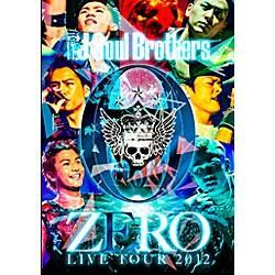 三代目 J Soul Brothers/三代目 J Soul Brothers LIVE TOUR 2012 「0 ZERO 」 【DVD】