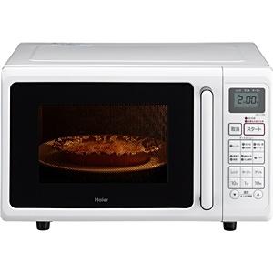 【クリックでお店のこの商品のページへ】オーブンレンジ 「Haier Live Series」(16L) JM-V16B-W ホワイト