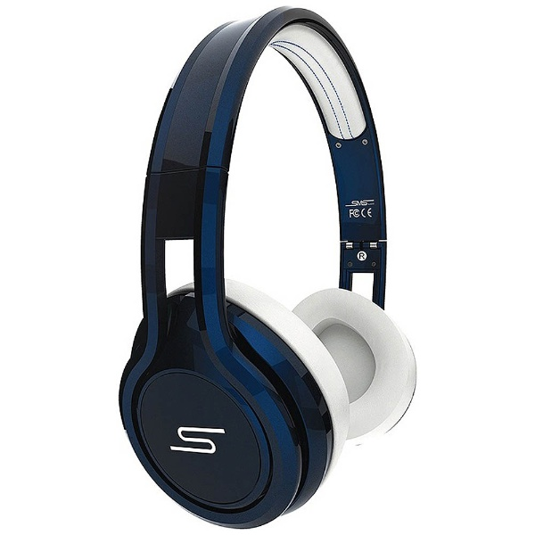STREET by 50 Limited Edition On-Ear Wired Headphone [Blue]