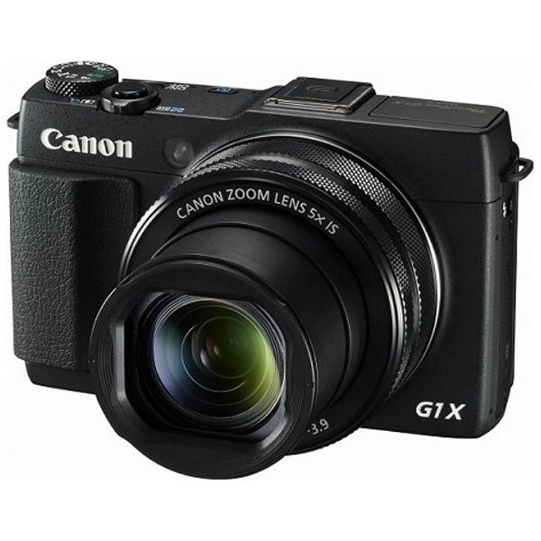 【クリックで詳細表示】コンパクトデジタルカメラ PowerShot G1 X Mark II