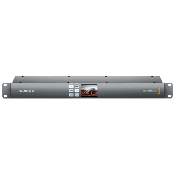 【クリックで詳細表示】【Thunderbolt 2】ビデオキャプチャー UltraStudio 4K Thunderbolt 2