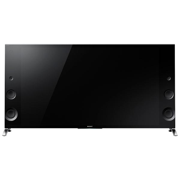 55V型 地上・BS・110度CSチューナー内蔵 3D対応4K対応液晶テレビ BRAVIA KD-55X9200B(USB HDD録画対応)