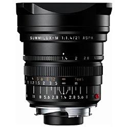 【クリックで詳細表示】ズミルックス M f1.4/21mm ASPH. 11647【ライカMマウント】