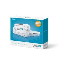Wii U PREMIUM SET shiro