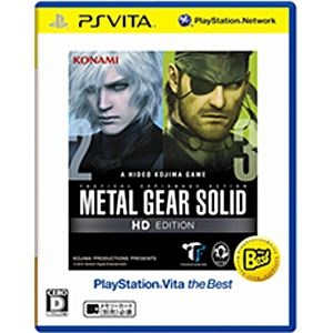 METAL GEAR SOLID HD EDITION [PlayStation Vita the Best]