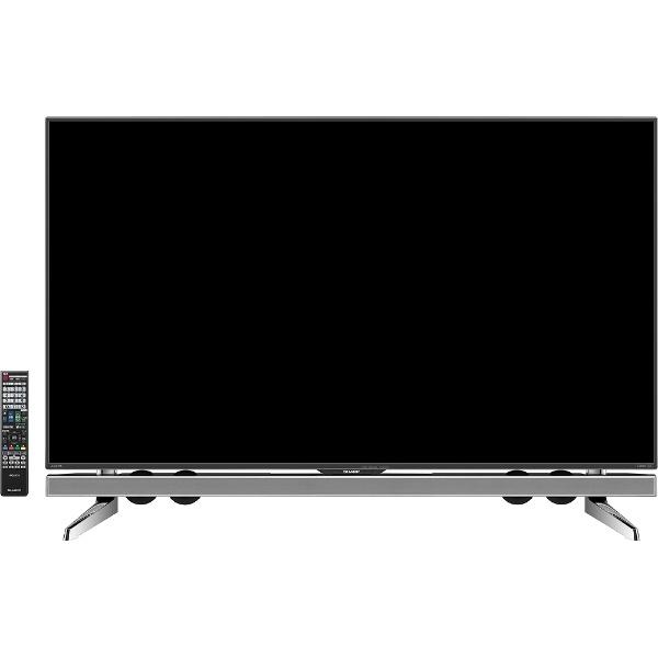 52V型 地上・BS・110度CSチューナー内蔵 3D対応4K対応液晶テレビ AQUOS LC-52UD20(USB HDD録画対応)
