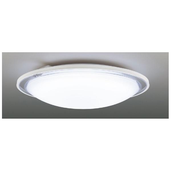 【クリックで詳細表示】リモコン付LEDシーリングライト(~12畳) LEDH82120YLC-LT2 調光(電球色~昼光色)【日本製】