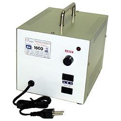【クリックで詳細表示】変圧器 (アップダウントランス) 「トランスフォーマ SKシリーズ」(200V⇔100V・容量1600W) SK-1600