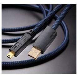 【クリックでお店のこの商品のページへ】オーディオ用USB2.0ケーブル【A】⇔【miniB】(5.0m) FORMULA2-MB-5.0M