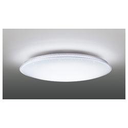 リモコン付LEDシーリングライト (~12畳) LEDH95054-LC 調光・調色(白色+電球色)【日本製】
