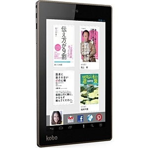 Kobo Arc 7HD 16GB 2014�N���f��