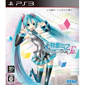 �����~�N - Project DIVA - F 2nd [PS3]