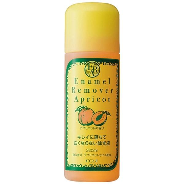 ネイリスト エナメルリムーバー アプリコットの香り 220ml