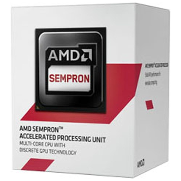 Sempron Quad-Core 3850 BOX