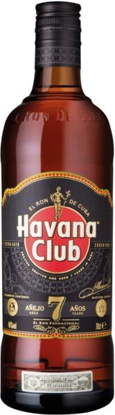 ハバナクラブ 7年 700ml 40度