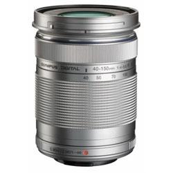 【クリックで詳細表示】交換レンズ M.ZUIKO DIGITAL ED 40-150mm F4.0-5.6R【マイクロフォーサーズマウント】(シルバー)