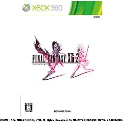 スクウェア・エニックス ファイナルファンタジーXIII-2 [Xbox 360]