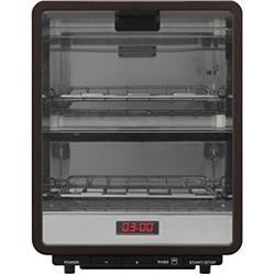 【クリックで詳細表示】オーブントースター(1100W) XKT-V120-T ブラウン