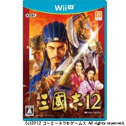 コーエーテクモゲームス 三國志12 [Wii U]