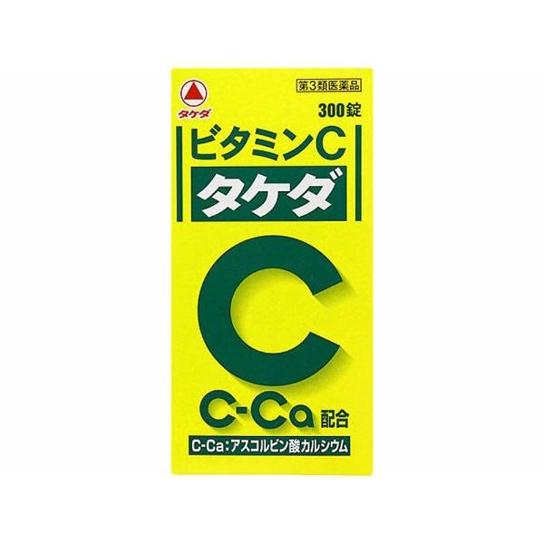 「<ビックカメラ> 【第3類医薬品】 ビタミンC 「タケダ」 300錠」