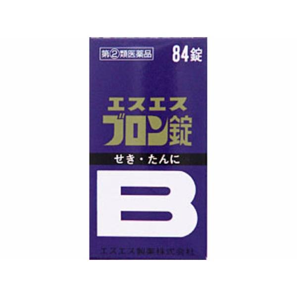エスエス製薬 エスエスブロン錠 84錠
