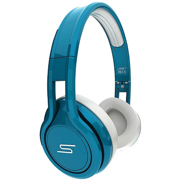 STREET by 50 Limited Edition On-Ear Wired Headphone [Teal]