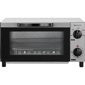 オーブントースター(1000W) KOS-1013/S シルバー