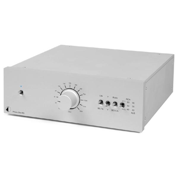 Phono Box RS SLV [�V���o�[]