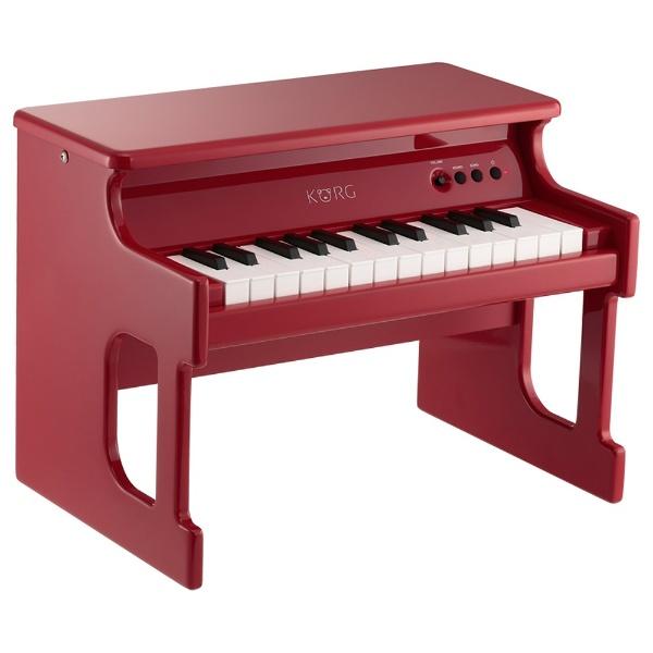 <ビックカメラ> デジタルピアノ tinyPIANO(25鍵盤/レッド) TINYPIANO-RD