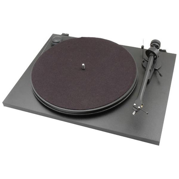Essential II Phono USB BLK [Black]