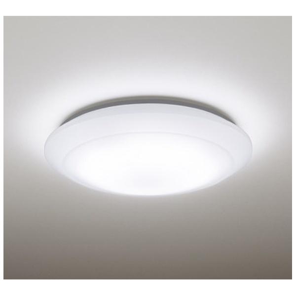 リモコン付LEDシーリングライト (~8畳) HH-LC553A 調光・調色 (昼光色~電球色)