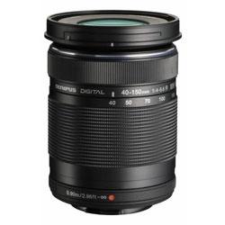 【クリックで詳細表示】M.ZUIKO DIGITAL ED 40-150mm F4.0-5.6R【マイクロフォーサーズマウント】(ブラック)