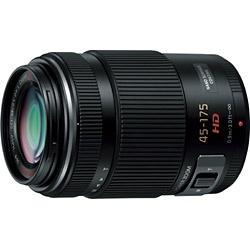 【クリックで詳細表示】LUMIX G X VARIO PZ 45-175mm/F4.0-5.6 ASPH./ POWER O.I.S.【マイクロフォーサーズマウント】(ブラック)【日本製】