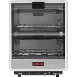 オーブントースター(1100W) XKT-V120-W ホワイト