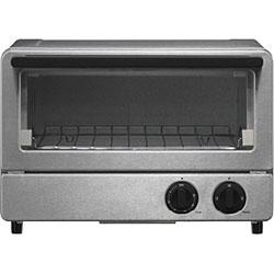 【クリックでお店のこの商品のページへ】オーブントースター(1200W) XKT-V210-SH シルバー