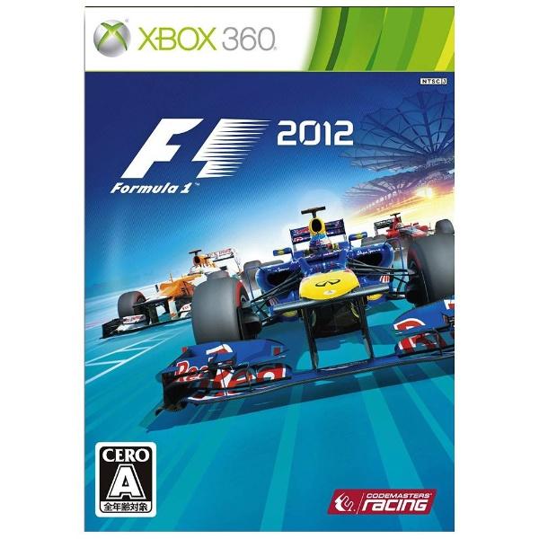 F1 2012 [Xbox 360]