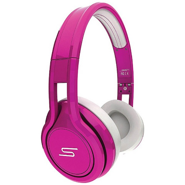 STREET by 50 Limited Edition On-Ear Wired Headphone [Pink]