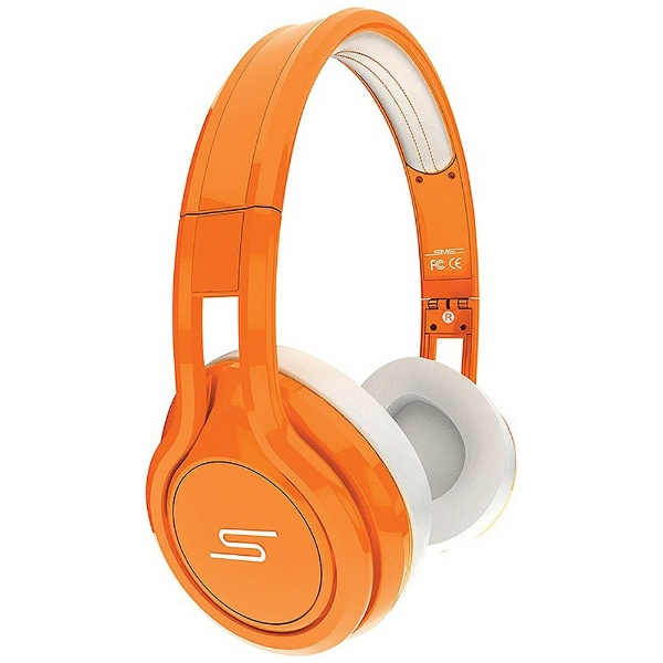 STREET by 50 Limited Edition On-Ear Wired Headphone [Orange]