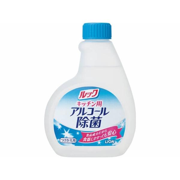 ルック キッチン用 アルコール除菌スプレー つけかえ用 300ml