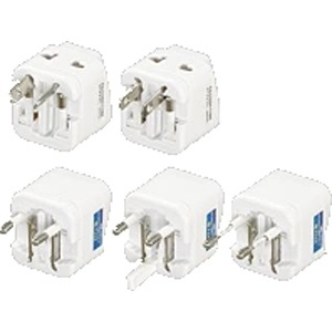 Plug for power supply (multi-type) HPM5WH for foreign countries