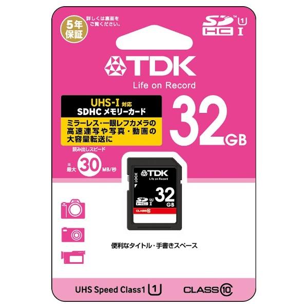 T-SDHC32GB10UV [32GB]