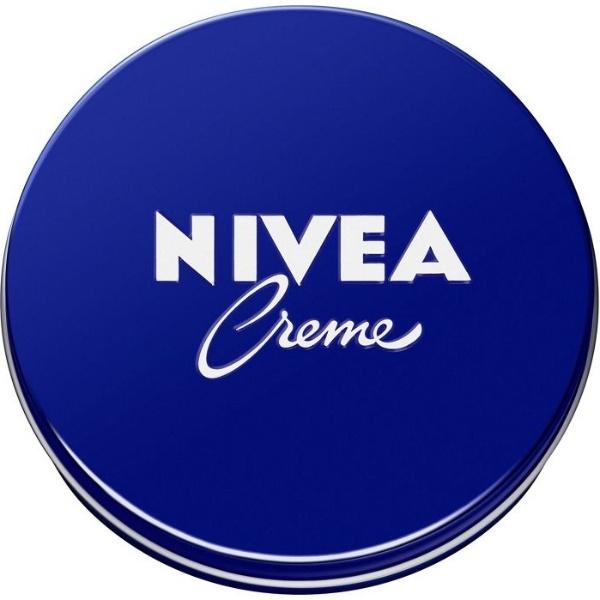 ニベア クリーム 青缶 169g