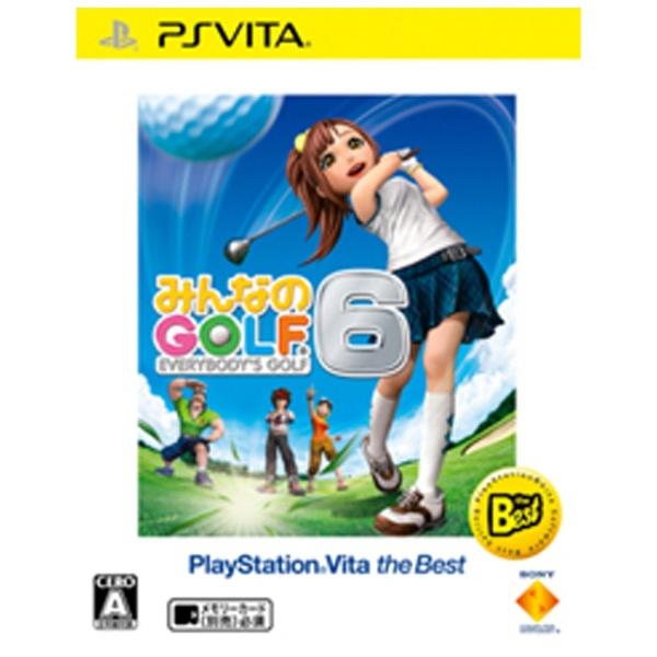 みんなのGOLF 6 [PlayStation Vita the Best]