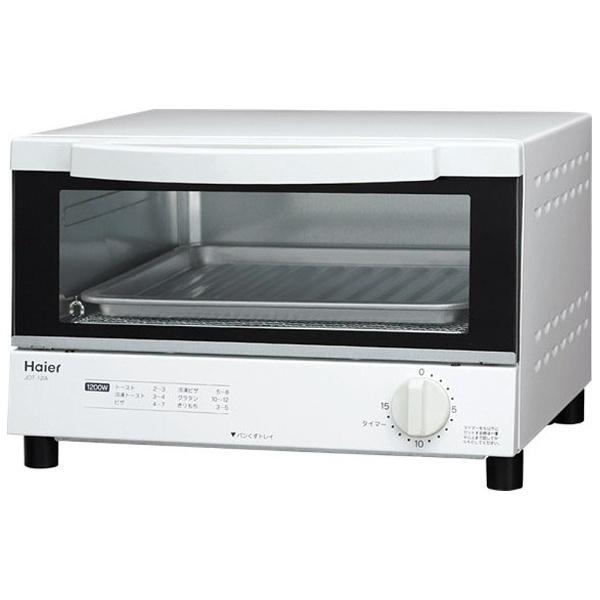 オーブントースター(1200W) JOT-12A W(ホワイト)